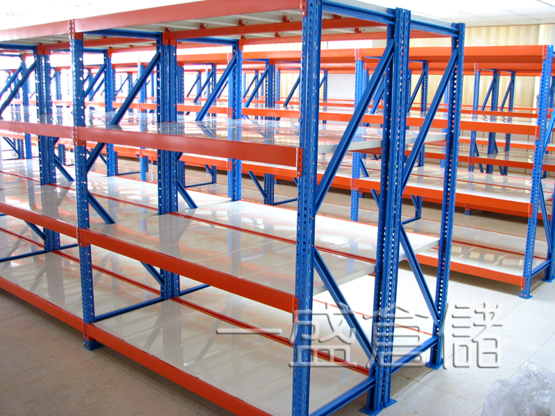 Chunghwa Post Co., Ltd.--Heavy duty pallet stack+Medium duty rack